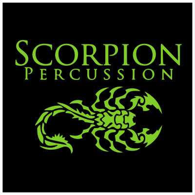 Scorpion Percussion logo